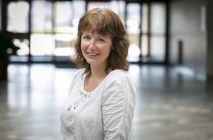 Lotta Mauritzon är rådgivningsexpert inom privatsäkerhet på SSF Stöldskyddsföreningen.   Foto: Mats Åsman