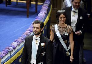 Årets Nobelklänning är designad av Oscar de la Renta.