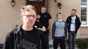 Bandet No fun at all består av Ingemar Jansson, Christer Mähl, Stefan Neuman, Kjell Ramstedt och Mikael Danielsson.