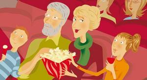 Hemmapoppade popcorn är ett bra alternativ till fredagsmyset.