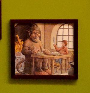 En trollbild av Jan Lööf.