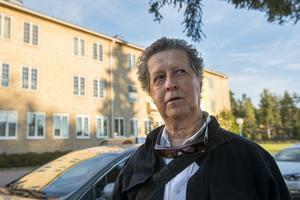 Konstnären och tidigare mentalskötaren Rolf Bengtsson har präglats av det han har upplevt på Sidshjöns sjukhus.