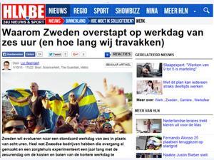 Belgiska Het Laatste Nieuws.