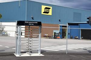 Växande koncern. Colfax, den amerikanska industrikoncern som Esab i Laxå tillhör, växer. I februari köpte Colfax ännu ett amerikanskt industriföretag, Victor Technologies Holdings.Arkivfoto: NA