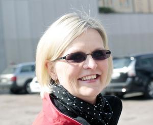 Barbro Orrsten, 54 år, löneadministratör, Gävle– Nej, det har jag inte gjort.