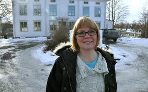 Annika Löfgren blir Dalarnas kontaktperson mot EU. FOTO: CHRISTER NYMAN