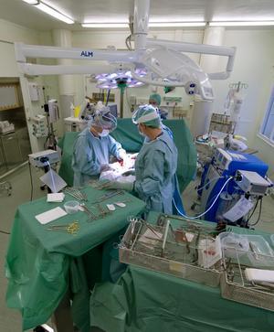 Går snabbt. Det är främst väntetiden till behandling/operation som sticker ut på ett positivt sätt i Gävleborg.