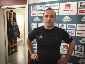 Anders Svensson – matchvinnare för Edsbyn.