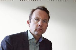 Björn Eriksson, landstingsdirektör, har ett rejält arbete framför sig med landstingets ekonomi.
