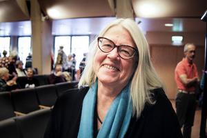 Ulrika Knutson föreläste på onsdagen i Bollnäs.