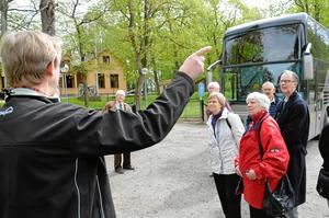 Hembygdsföreningen Närkingarna på besök i Kumla, Sannahed