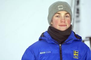 Olof Lundgren flyttade till Norge för att utvecklas i backhoppning.