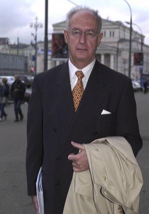 Sven Hirdman var tidigare svensk ambassadör i Moskva.