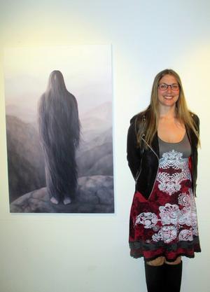 Anna Norvell utforskar vår inställning till bland annat kvinnlighet och hår.