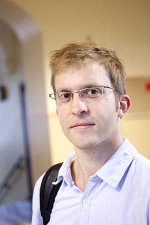 Andreas Norén, miljöinspektör.