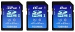 Fyra gånger snabbare SD-kort från Toshiba