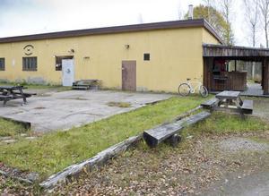 Det var vid den här lokalen i Norrborn, strax norr om Bollnäs, som olyckan inträffade.