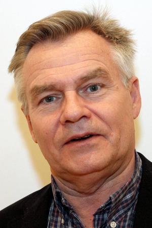 Lars Bygdén är ordförande i Folkpartiet som trots att det backade ett mandat kan vara tunga på vågen i majoritetskampen i Härjedalen.