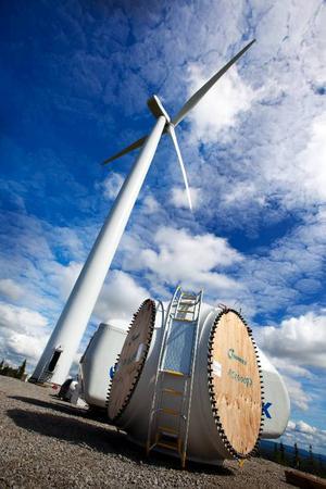 Även om elpriserna skulle påverkas anser Kick Leijnse att en satsning på förnybar vindenergi är oundviklig.
