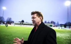 Tommy Andersson slutar som klubbchef i IK Brage. Foto: Lars Dafgård
