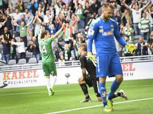 ÖSK föll med 3–1 mot Hammarby efter tre raka segrar.