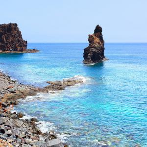 El Hierros kustremsa är rogivande.   Foto: Roman Sigaev/Shutterstock.com