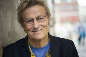 Konstnären och författaren Lars Lerin inleder årets Vinterprogram den 25 december. ARKIVBILD.   Foto: Fredrik Sandberg/TT