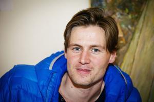 Emil Lilja, Svanö:– Det är viktigt att lägga sin röst i ett demokratiskt samhälle.