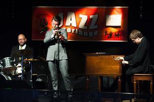 Trinity inledde jazzhösten i Borlänge.