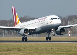 Det var en Airbus A320 som krashade i de franska alperna.