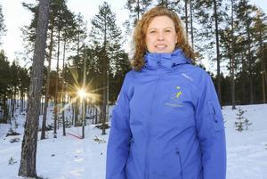 Ingela Kälvedal, tävlingsledare för Folksam cup, hoppas på att allt kommer att flyta på. Solen verkar hon få på köpet, åtminstone på lördag och söndag.