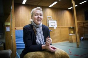 Ann-Christine Olsson blir ny rektor vid Sörängs friskola, men hon fortsätter också som lärare.