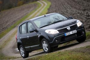 Dacia Sandero är Sveriges billigaste miljöbil med en modern design och överraskande goda utrymmen.