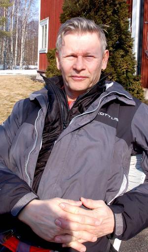 Sven Å Christianson.
