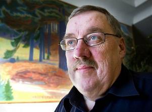 Pr Brje Dalin, 60 r i Stockholm p Trlgrnd 5 - Mrkoll