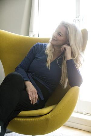 Året som gått har Malena Ernman tillbringat mycket tid i hemmet på Kungsholmen och tackat nej till jobb.