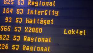 I länder som Schweiz och Japan, med nationellt samordnade järnvägssystem, är tågförseningarna avsevärt mycket färre än i Sverige – trots hårdare belastning på järnvägarna, skriver Robert Björkenwall och Jaan Ungerson,