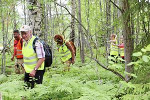 Missing People söker efter Patrik i Hallsbergsområdet.