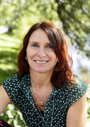 Victoria Engholm jobbar till vardags som kommunikatör på Mittuniversitet.