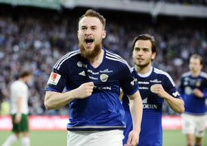GIF Sundsvall jobbar för att förlänga avtalet med Rúnar Sigurjónsson.