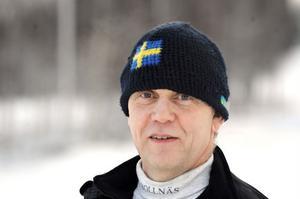 I mars kan vi stå utan medel för att fortsätta driva backen, säger Urban Persson, ordförande i Bollnäs AK.