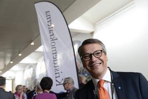 Hägglund avstår landshövdingeposten för Gävleborg.