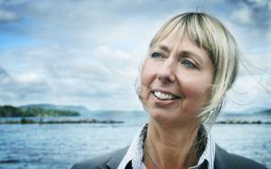 Helene Åkerström, vd för Orbaden Konferens & Spa.Foto: Katarina Hansson