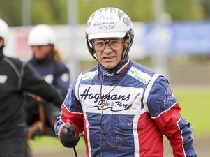 Ulf Eriksson är catchdriver och Bollnästravets segerrikaste kusk de senaste åren.