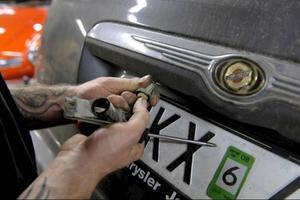 I Sverige görs skillnad mellan ombyggt och ändrat fordon. Regelverket för dem skiljer sig kraftigt.Foto: Janerik Henriksson/Scanpix