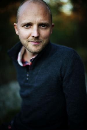 Författaren David Jonstad.
