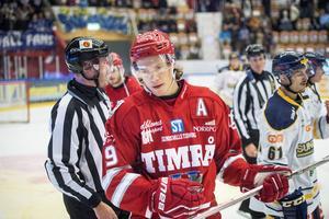 Didrik Strömberg är tillbaka.