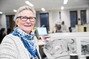 Kommunalrådet Ewa Lofvar Gerdsdotter (MP).