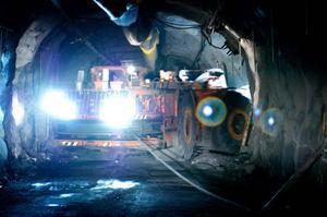 Vänsterpartiet vill att det ställs högre krav på företag som driver gruvor i Sverige.  Foto: FREDRIK PERSSON/Scanpix