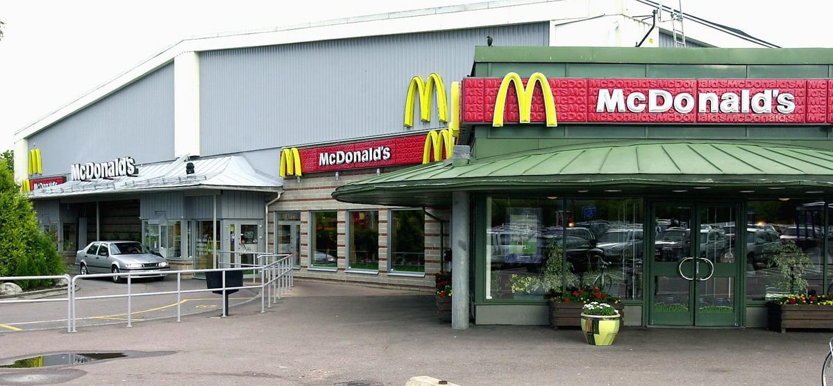 898cad384244 Smutsigt McDonalds får kritik av miljöinspektörer i Borlänge